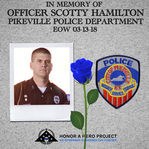 PATROLMAN SCOTTY HAMILTON