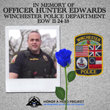 OFFICER HUNTER EDWARDS