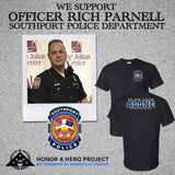 OFFICEER RICH PARNELL SUPPORT SHIRT