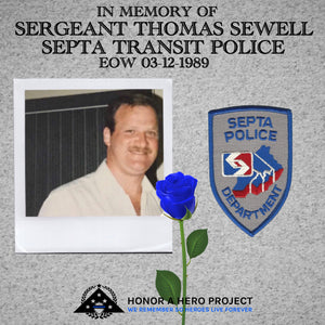 SERGEANT THOMAS SEWELL