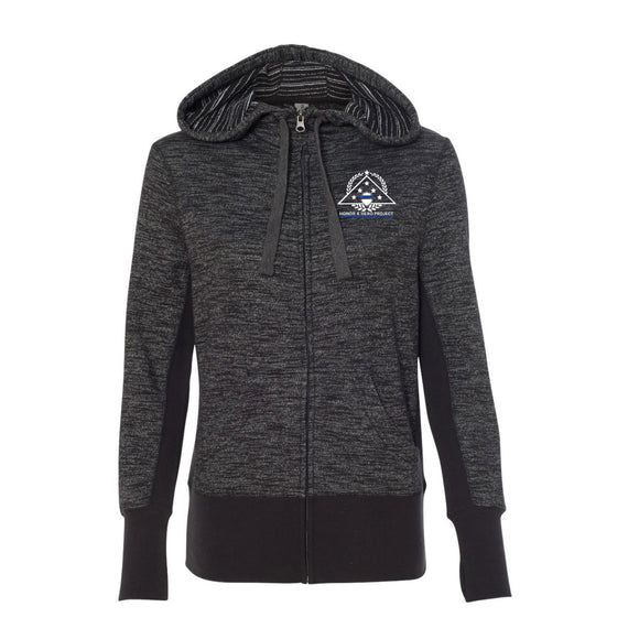 WOMEN'S MIDWEIGHT ZIP UP