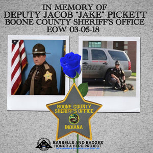 DEPUTY JACOB PICKETT