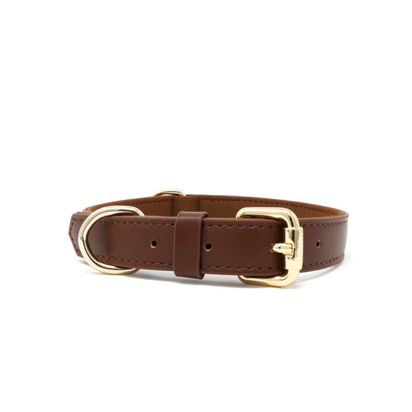 Collar - Chocolate Brown - BOBO & NANA