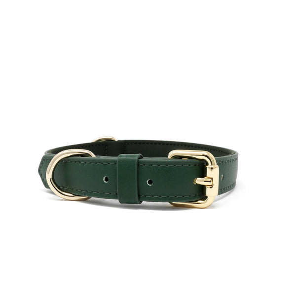 Collar - Forest Green - BOBO & NANA