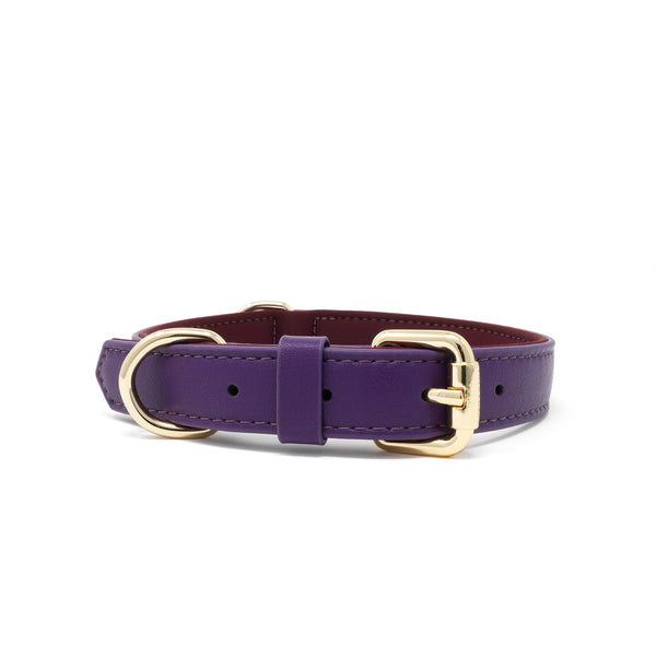 Collar - Mulberry Purple - BOBO & NANA