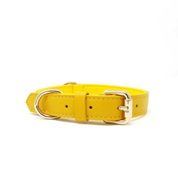 Collar - Bumblebee Yellow - BOBO & NANA