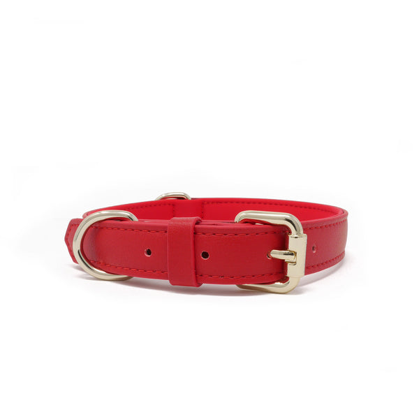 Collar - Flame Red
