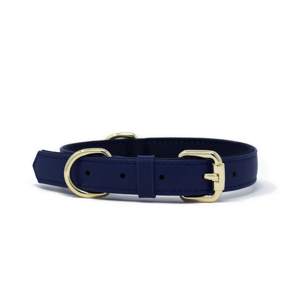 Collar - Midnight Blue