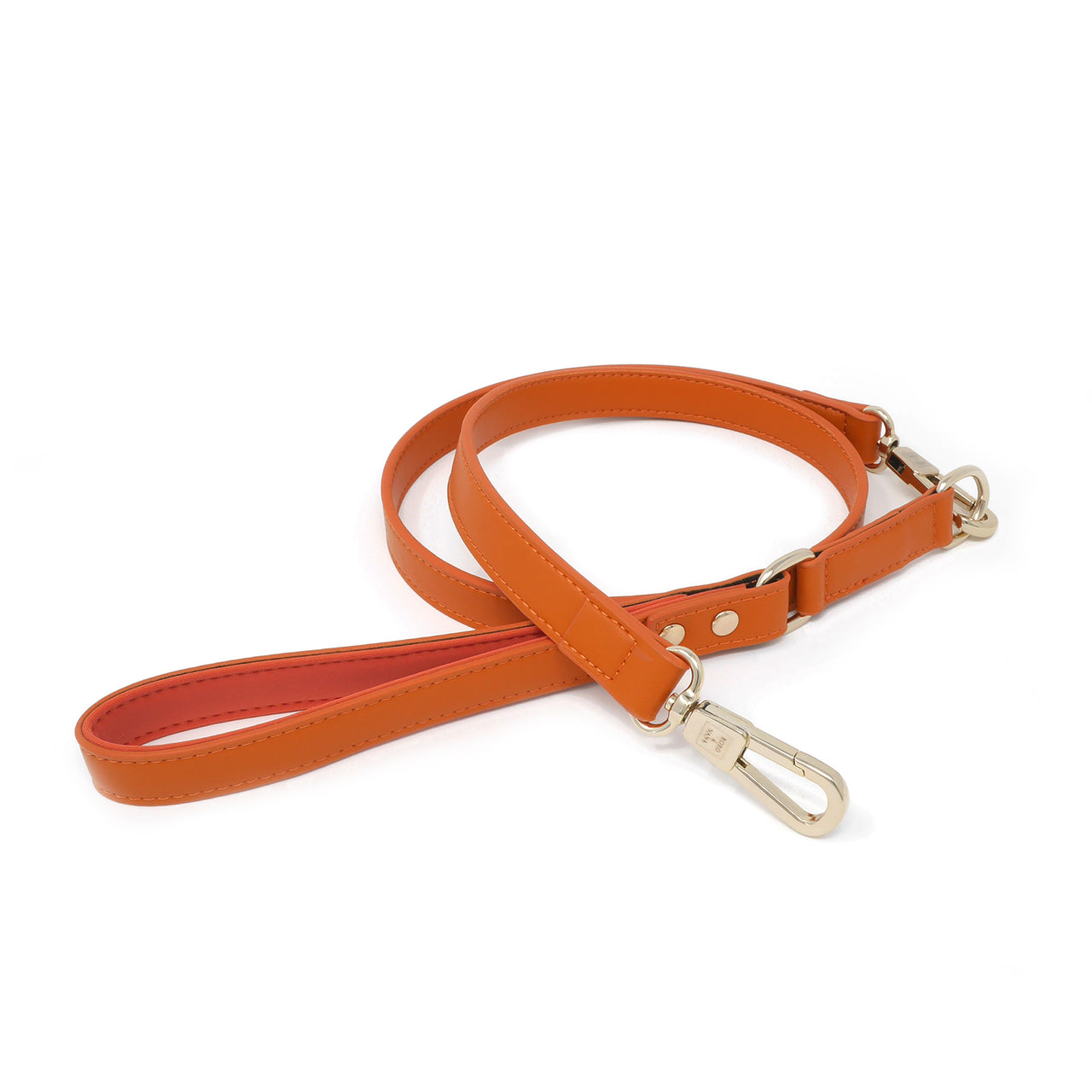Leash - Tangerine Orange