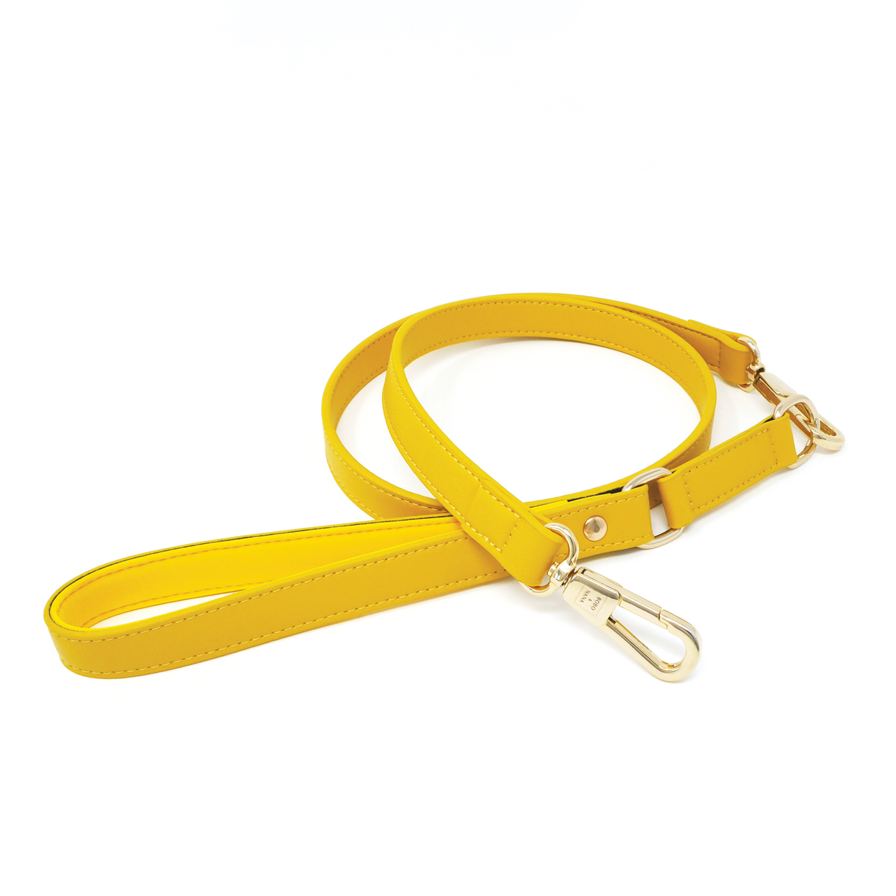 Leash - Bumblebee Yellow - BOBO & NANA