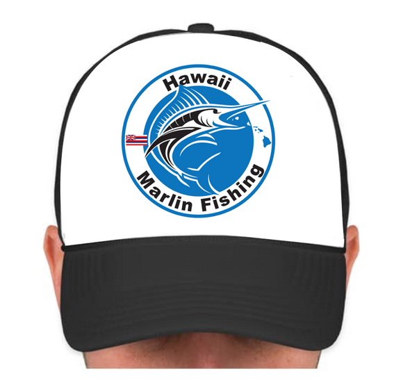 Hawaii Marlin Fishing (Hats)