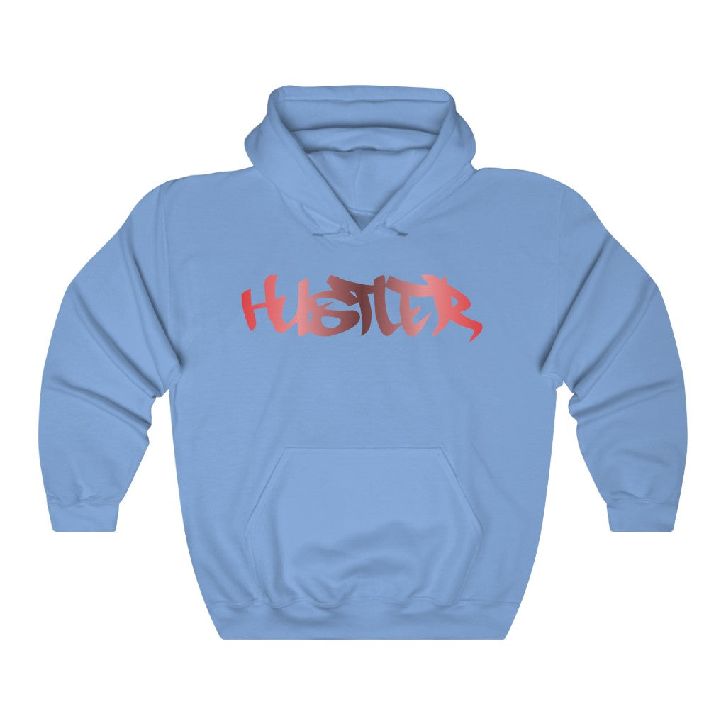Hustler Relaxed Hoodie Spectrum 18 Front