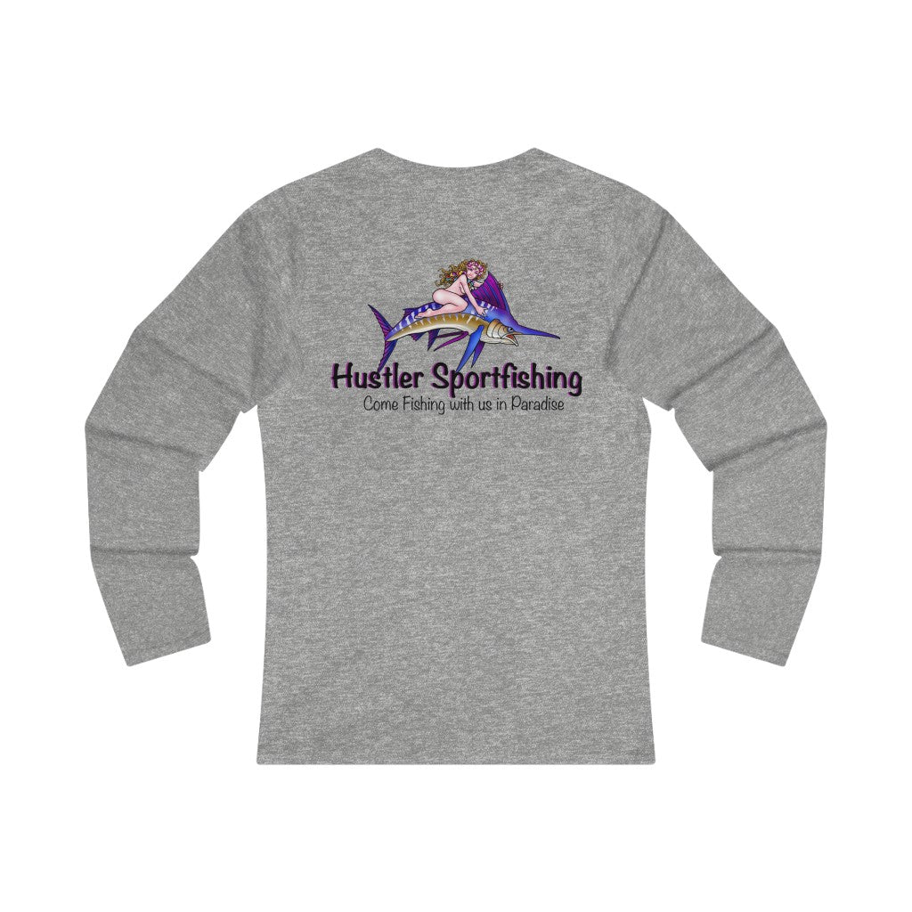 WLS Cotton Marlin Rider