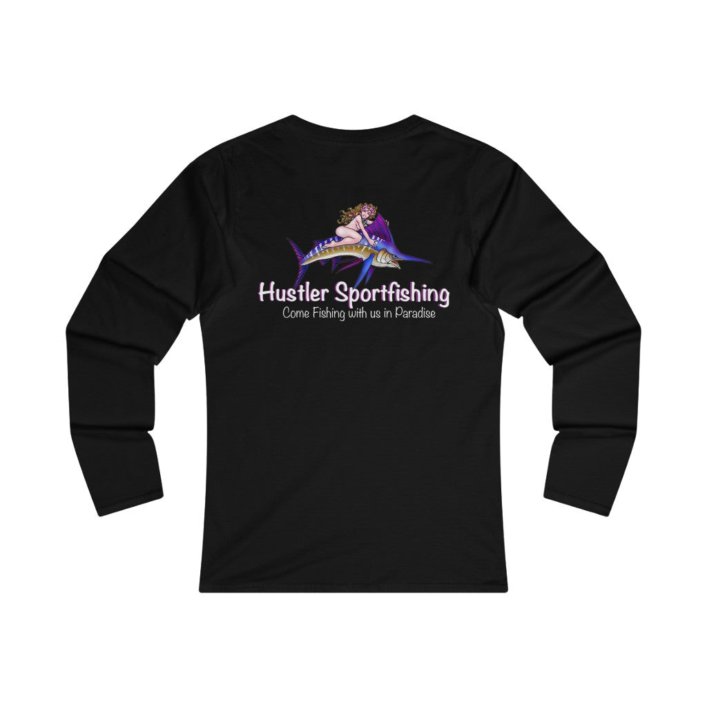 WLS Dark Cotton Marlin Rider