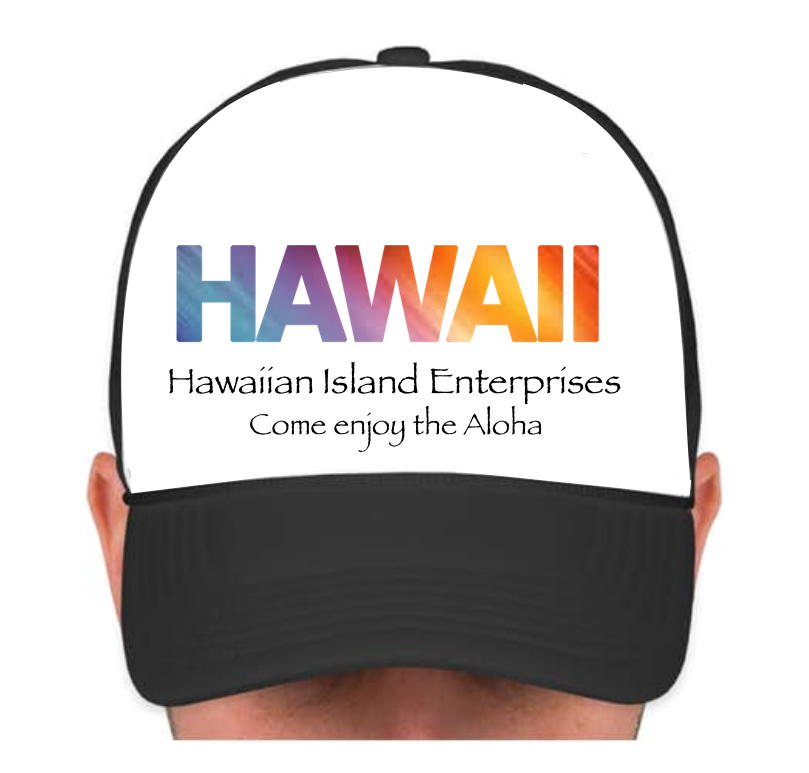HIE Cap Hawaii and Aloha