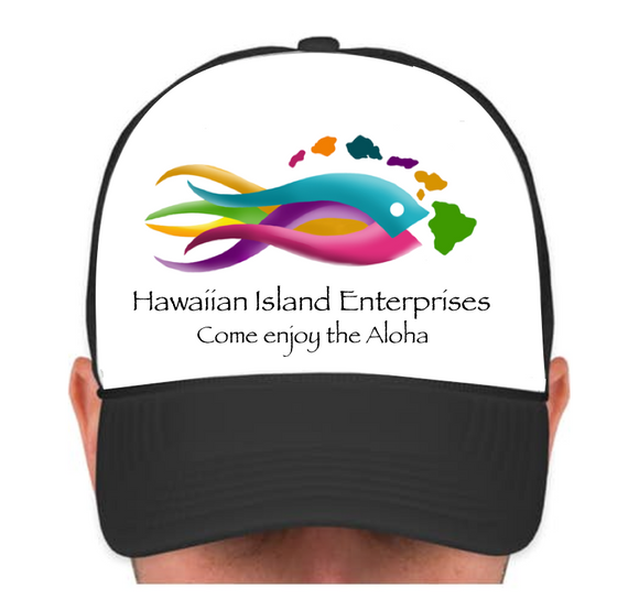 HIE Cap Multicolor Tuna with Aloha