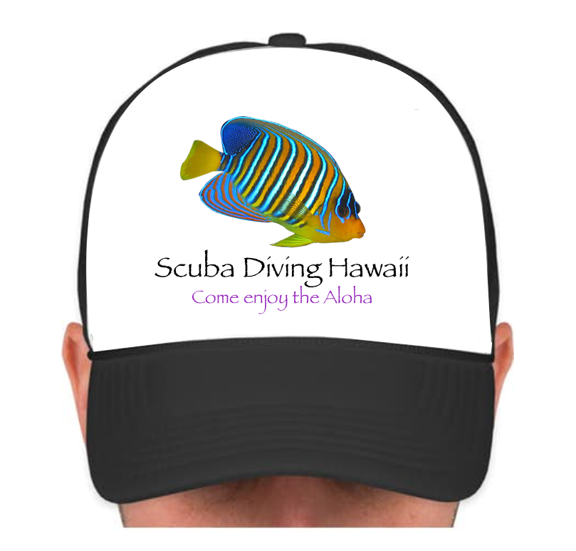 SDH Cap with YBP Fish