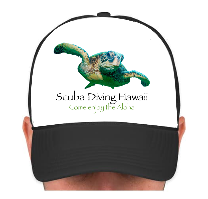 SDH Cap with Turtle