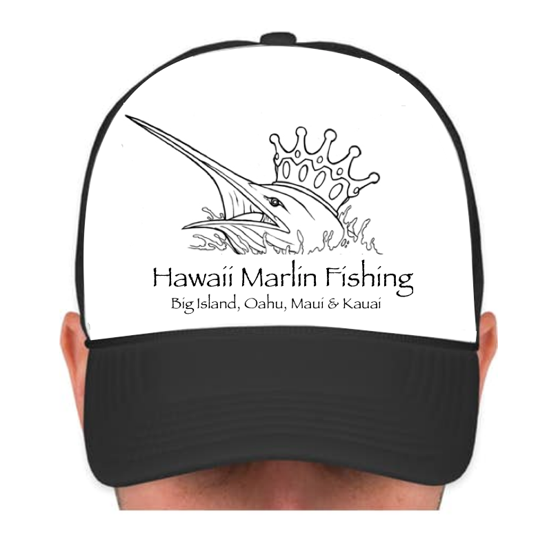 HMF Cap with King Marlin