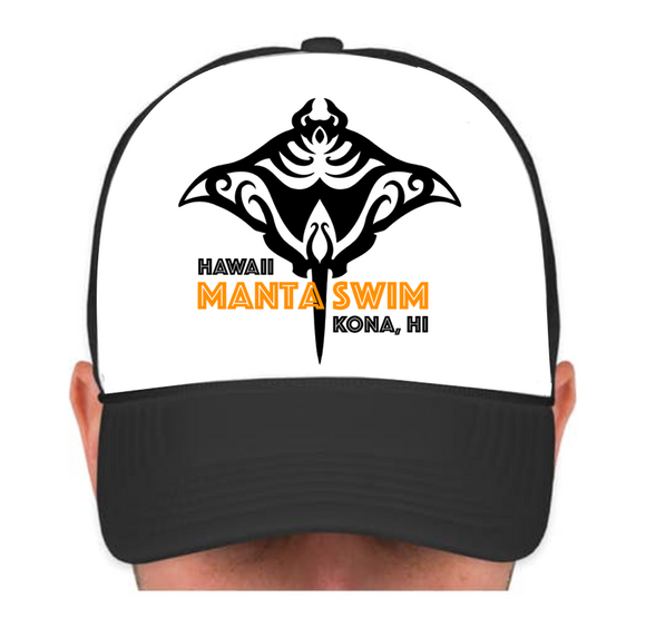HIE Manta Cap with Orange MS