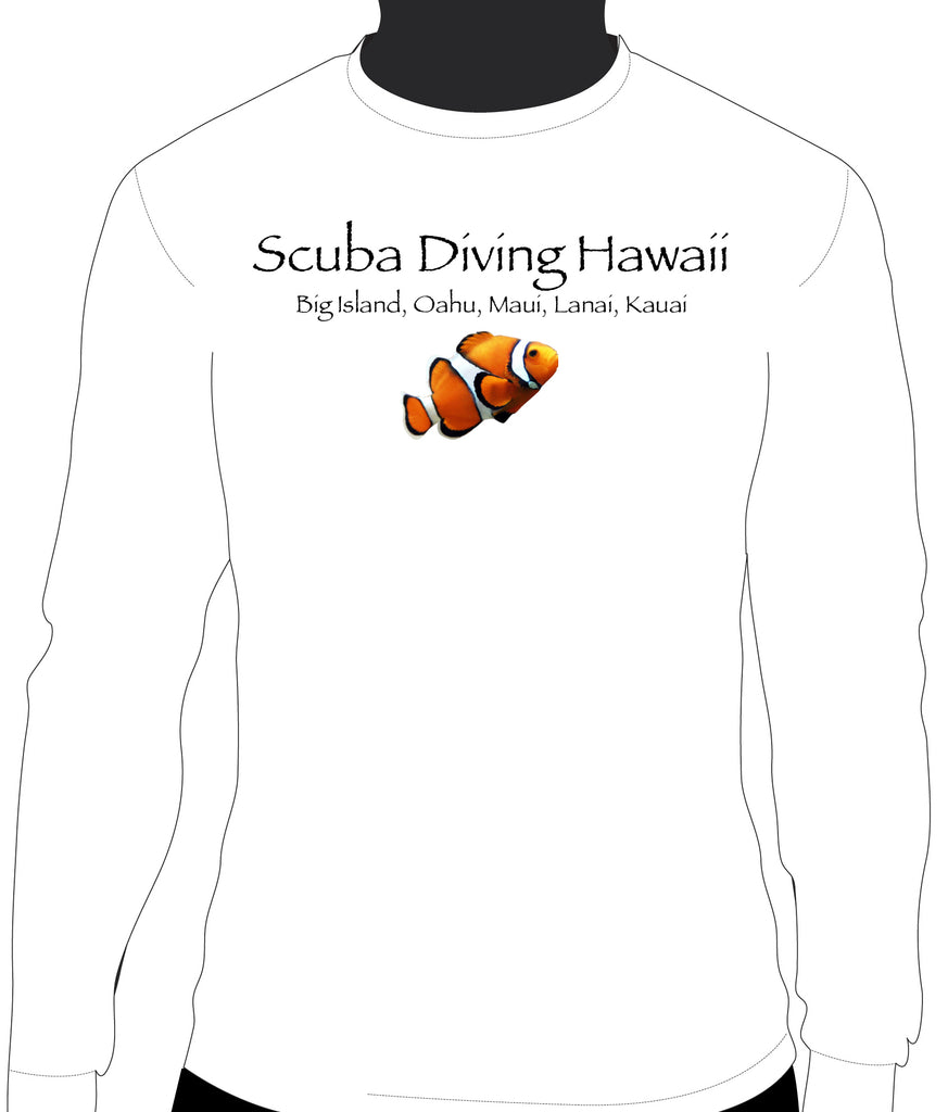 SDH Orange Fish Front with Islands Back
