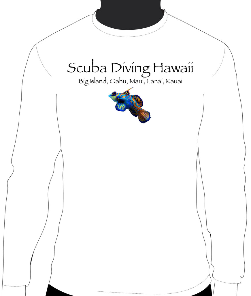 SDH Multicolor Fish Front with Islands Back