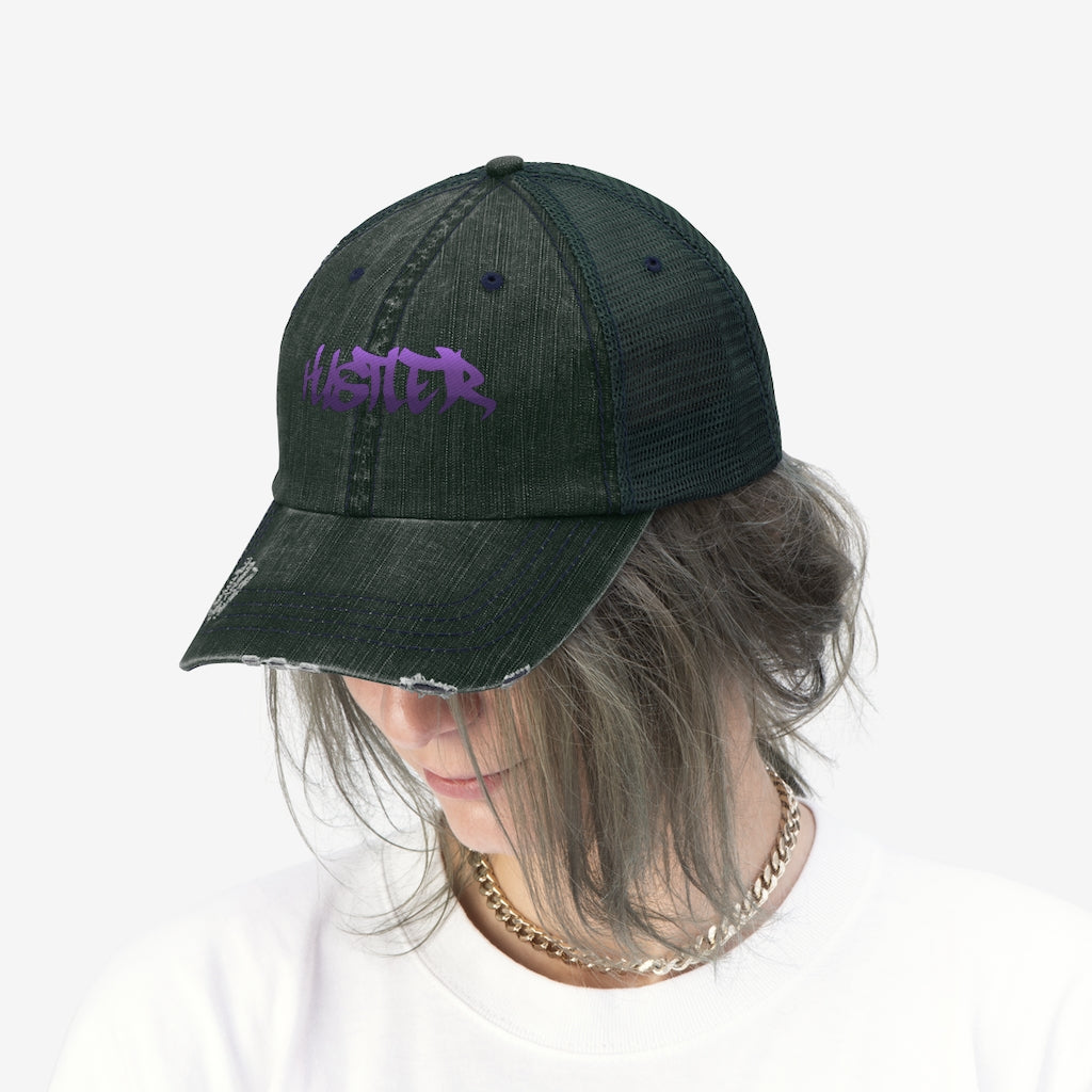 Hustler Embroider Hat Spectrum 13