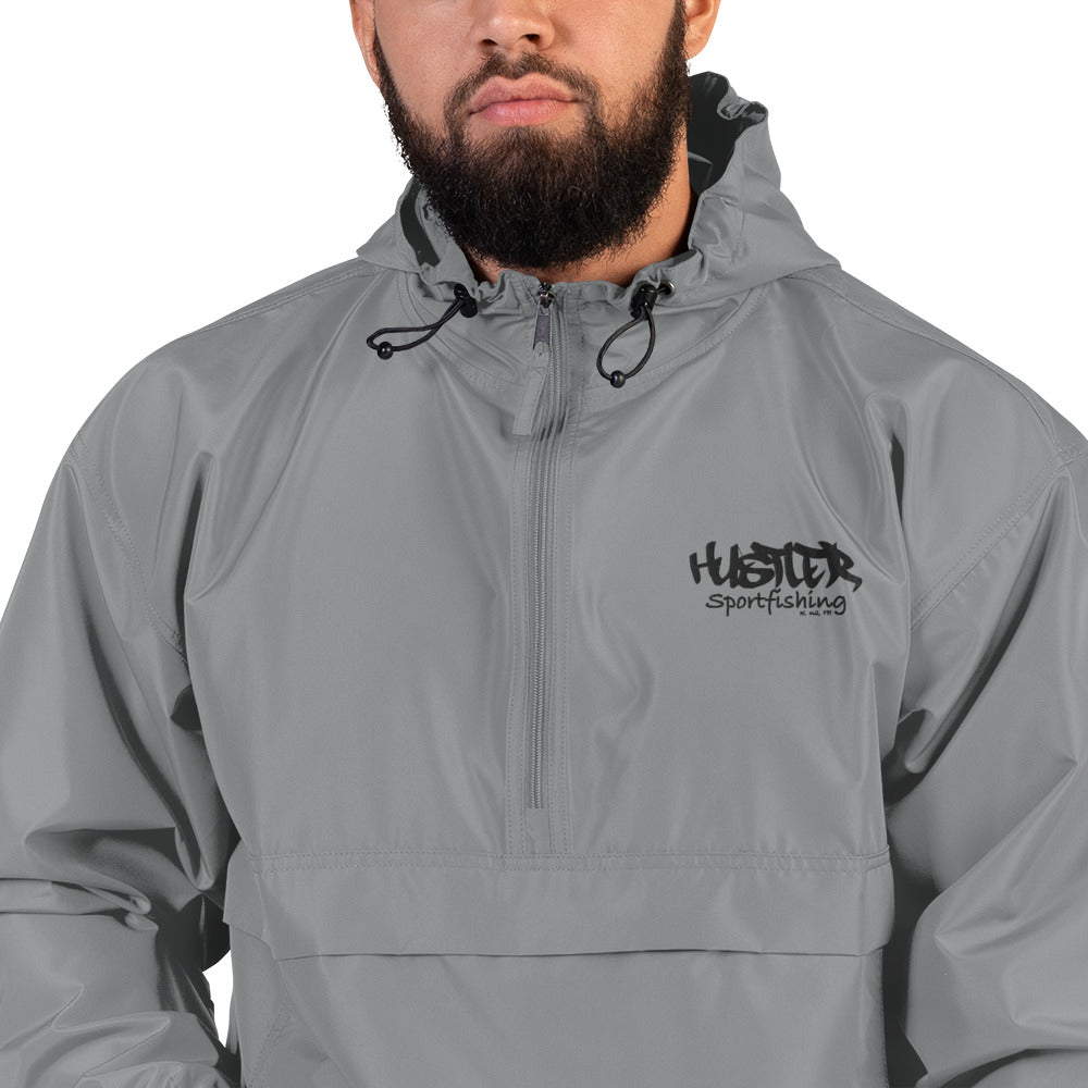 Sportfishing Waterproof Half Zip Pull Over Solid 2