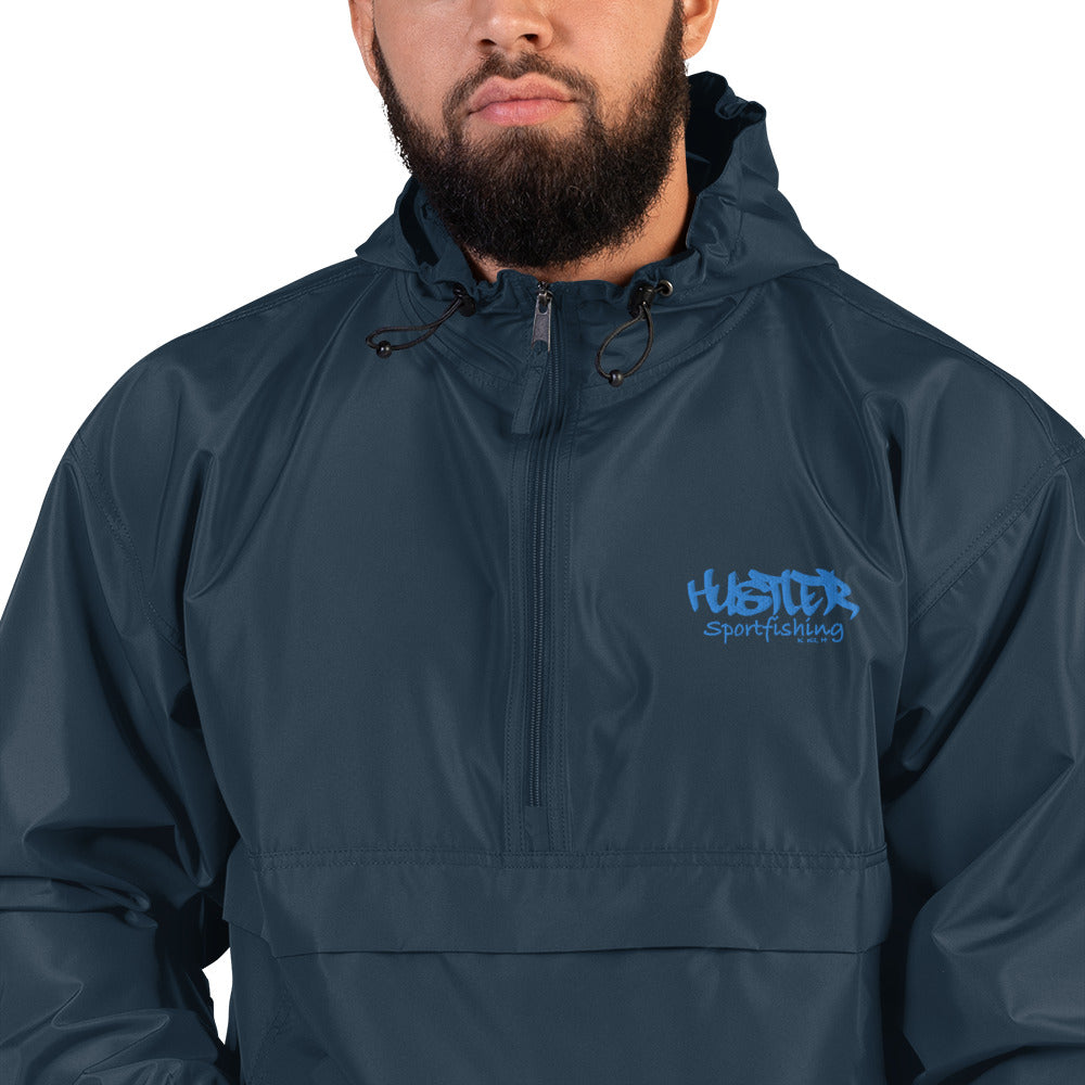 Sportfishing Waterproof Half Zip Pullover Solid 15
