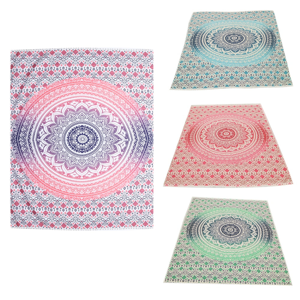 Rectangle Unisex Beach Towels