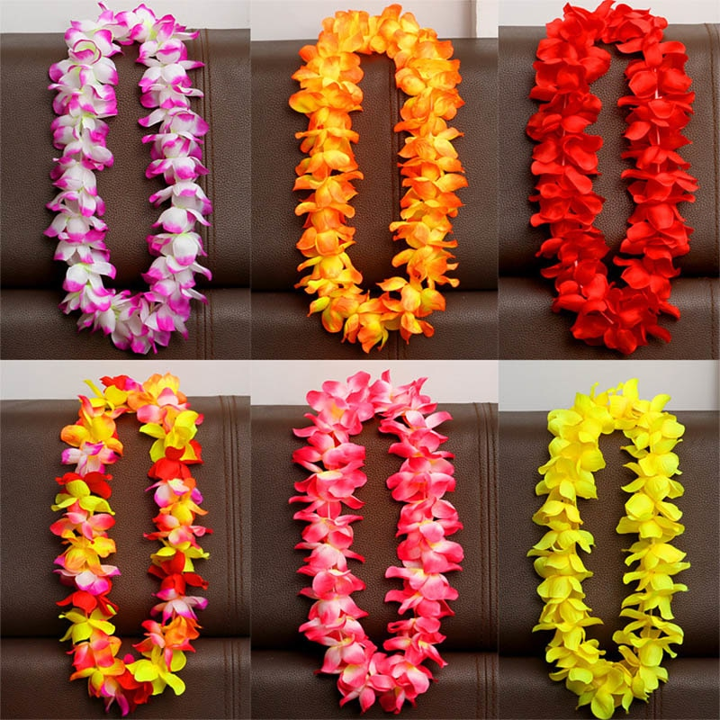 Hawaiian Artificial Lei's