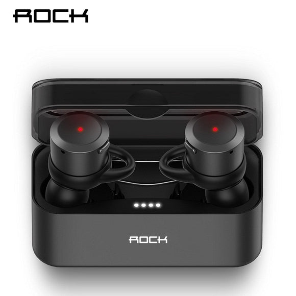 Mini Wireless Bluetooth Earbuds wth Audio Control & Mic