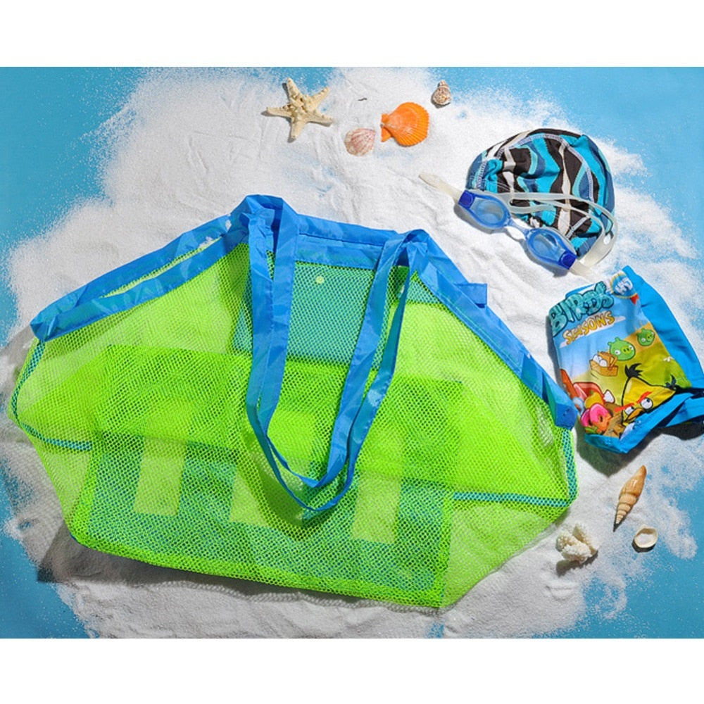 Children's Mesh Beach Bag