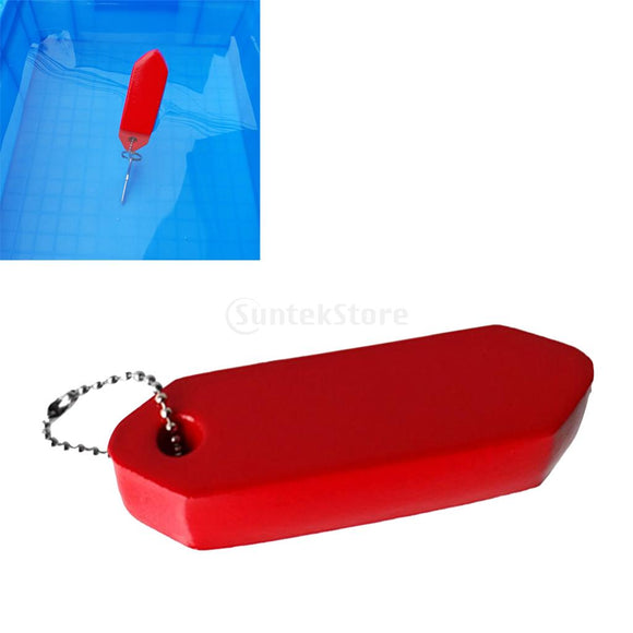 Red Bouy Floating Keychain