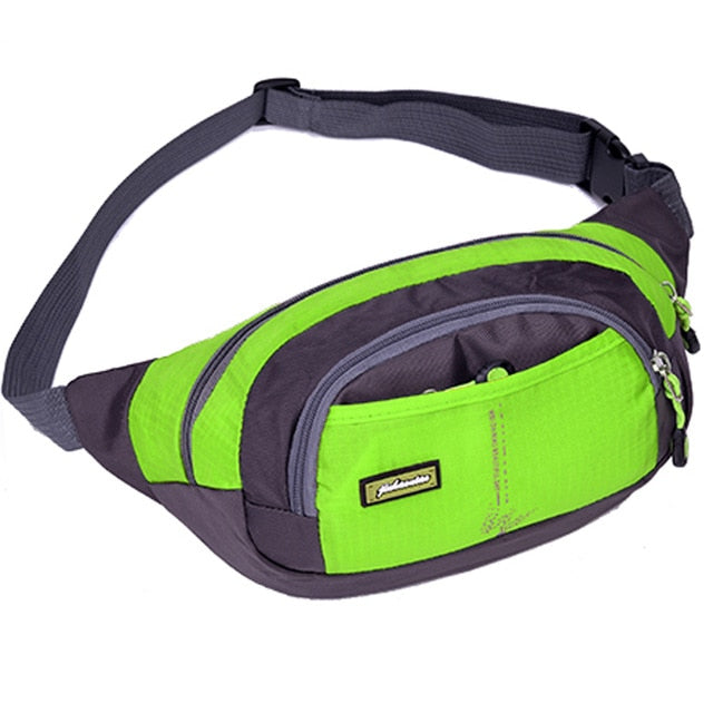 Professional Waterproof Sports Waistbag