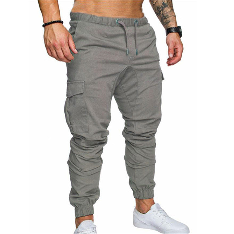 Military Joggers Cargo Pants