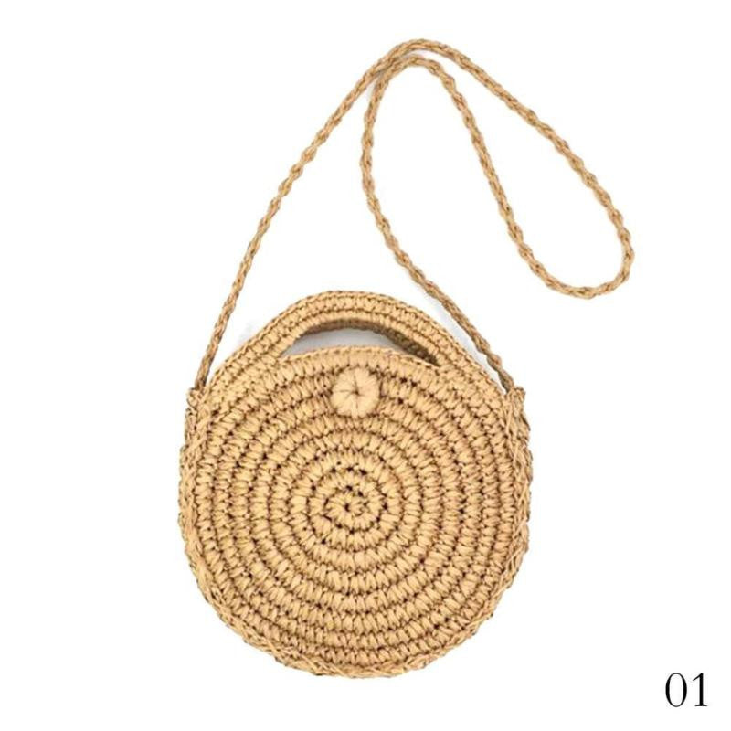 Mori Rope Handmade Beach Bag