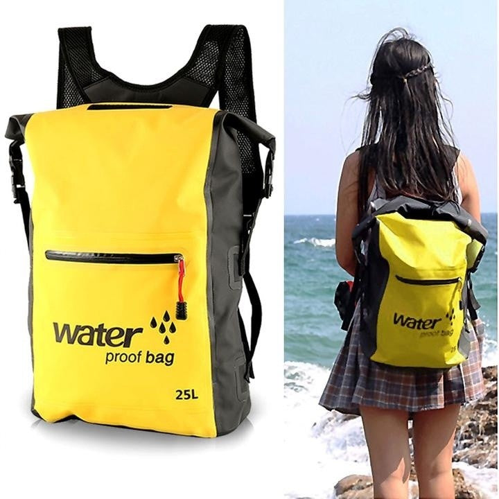 Travel Bucket Waterproof Bag