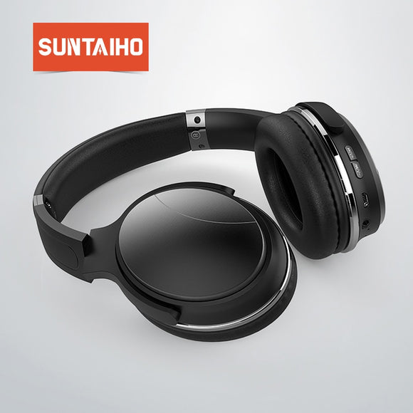 HiFi Noise Cancelling Bluetooth Headphones with Microphone