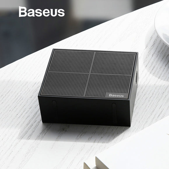 Square Wireless Bluetooth Soundbox with 15hr Play Time