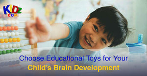Choose Educational Toys for Your Child's Brain Development
