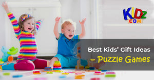 Best Kids' Gift Ideas – Puzzle Games