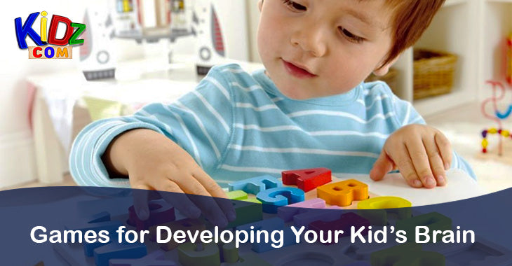 Games for Developing Your Kid's Brain
