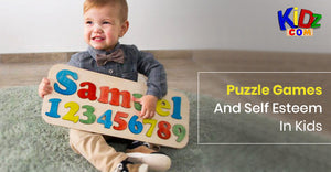 Puzzle Games And Self Esteem In Kids