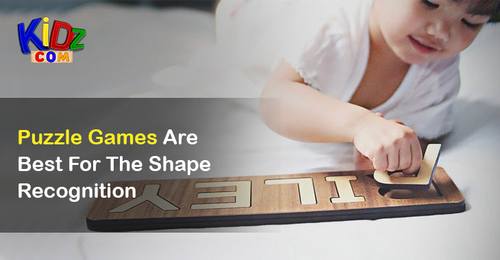 Puzzle Games Are Best For The Shape Recognition