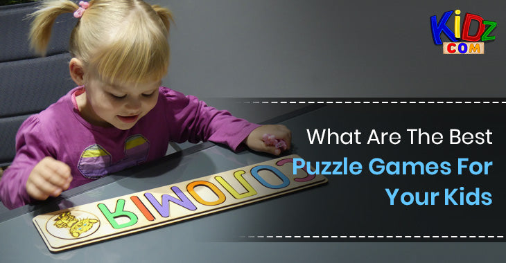 What Are The Best Puzzle Games For Your Kids