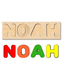 Wooden Name Puzzle Personalized Puzzle Choose Up to 12 Letters. Ballerina In Pink Dress Theme