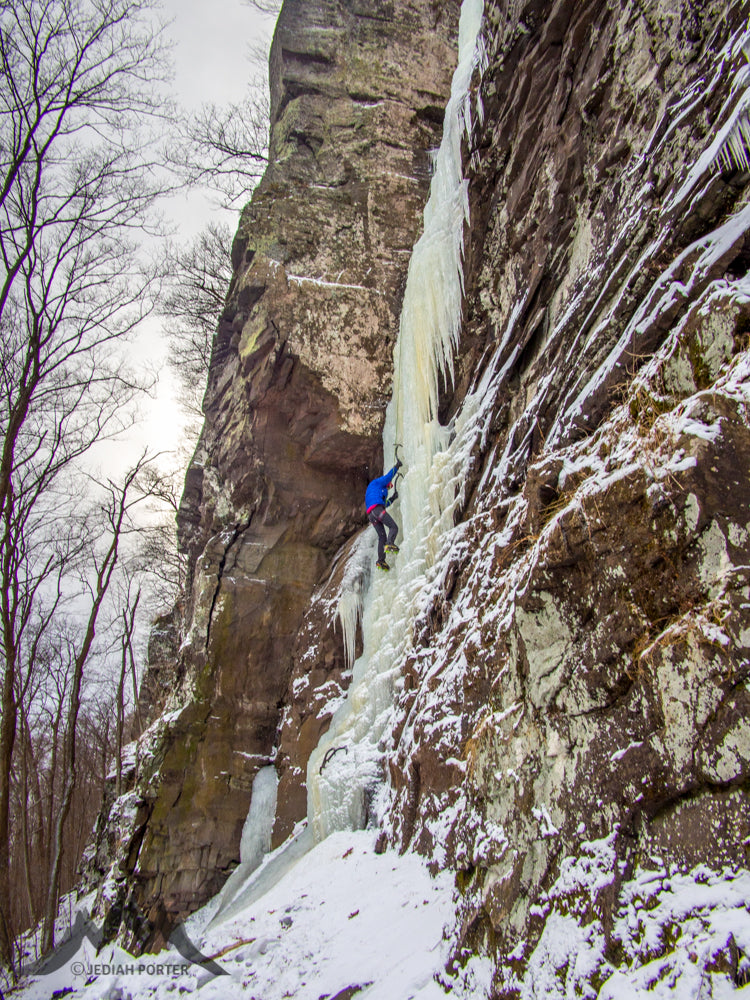 Jediah Porter picture 2 Ice Climbing