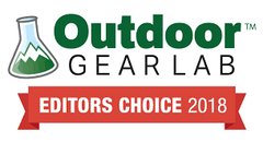 OutdoorGearLab name the Egret UL its Editors' Choice
