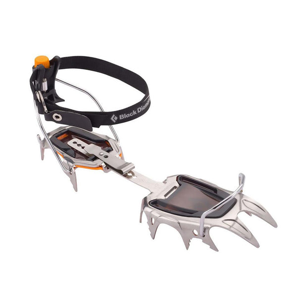 Sabretooth Stainless Steel Crampon